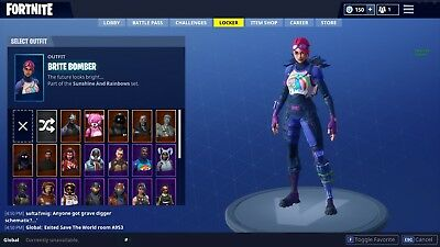 Fortnite Account | 25-50 Pvp Skins With Warranty | Ita/en |