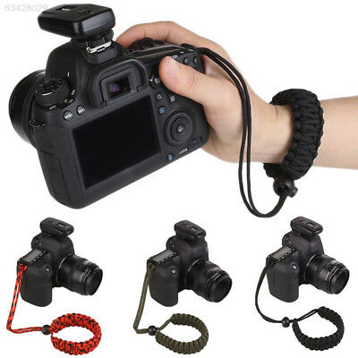 79F5 Digital Camera DIY Weaving Hand Belt Anti Losing Droping Resistance Grip St