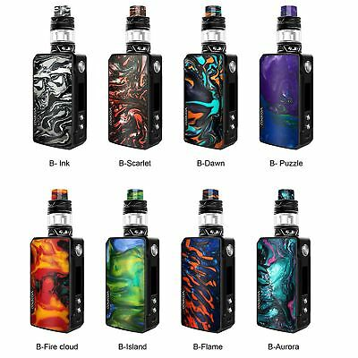 Voopoo Drag 2 Vape  Starter Kit With U-Force T2 Tank With Batteries Option