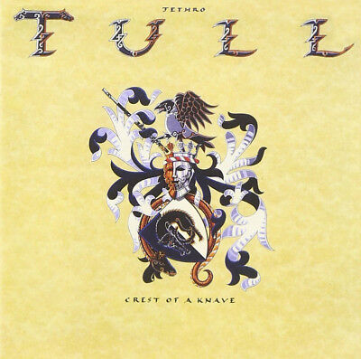 JETHRO TULL - Crest Of A Knave