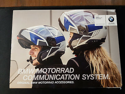 BMW Motorcycle Communications System 7 V2 P/N 76518394546