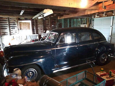 1947 Plymouth Other  1947 plymouth super deluxe