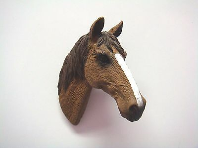 Bay Horse Head Kitchen Refrigerator Magnet