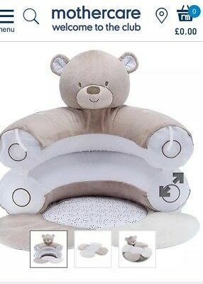 Mothercare Teddys Toy Box, Sit Me Up Cosy. Baby Playmat
