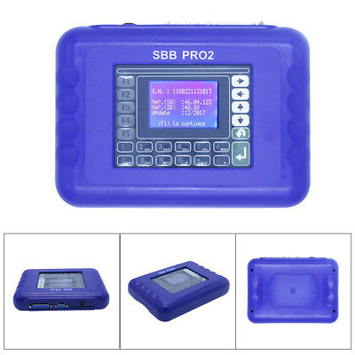 V48.88 SBB Pro2 Key Programmer Tool Replace Support New Cars up to 2017