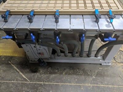Techno LC 59120 CNC Router ~ Used Good Cond't ~ Made in the USA