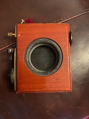 Thornton Pickard Time And Inst Patent Camera Shutter