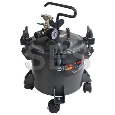 Resin / Model Moulding Pressure Tank 10Ltr