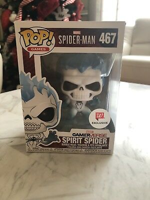 Funko Pop #467 Spirit Spider (Walgreens Exclusive!)