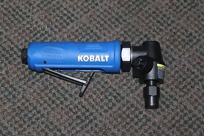 Kobalt 1/4in Angle Die Grinder Rotary SGY-AIR220 FAST FREE SHIPPING