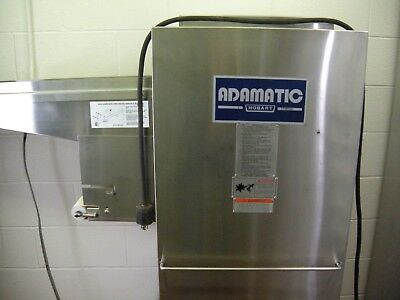 Hobart  adamatic Bagel divider and former, used, refurbished