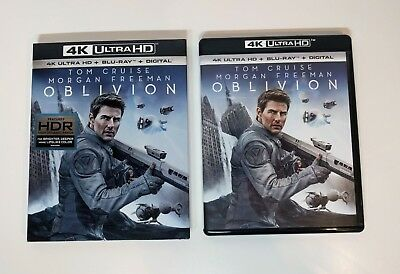 Oblivion - 4K UHD + Blu-ray (2-Disc) w/ Mint Slipcover - No digital