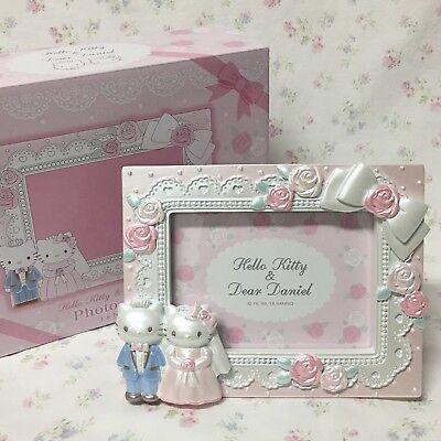 Sanrio Hello Kitty And Dear Daniel Wedding Frame
