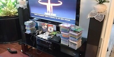 PlayStation 2, PS2 Slim Modded Bundled With 200 Plus Games - Christmas Gift Set