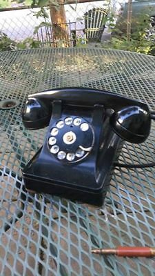 Western Electric thermoplastic 302 1945 dates ex-Pioneers Museum #2