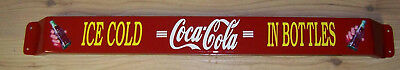 Coca Cola Metal  Advertising Entry Door Push Bar