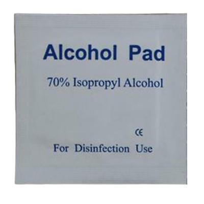 Alcohol Wipe Pads 200 Pieces