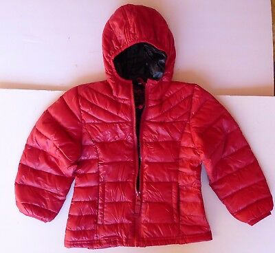 d8c1ac925 GYMBOREE 2 3T GIRLS Puff Winter Snow Coat Jacket With Hood -  26.81 ...