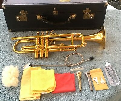 Professional Vintage 1952 Selmer Trumpet ♬ See Warren Kime play this very horn ♬