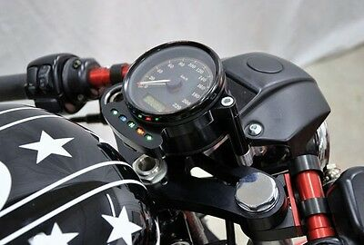 Support Counter Coffee Racer Harley Sportster