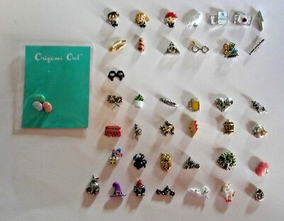 Origami Owl Charms Harry Potter® Collection Free Shipping Buy 4+ Save $2