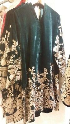 Agha noor Velvet Collection/ Ready To Wear/ S,M,L
