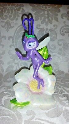 Disney Porcelain Ceramic Figure 5 1/2 Inch A Bug's Life Pixar Princess Atta