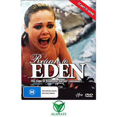 Return To Eden Boxed (DVD) Full 22 Part TV Series - Australian - 6 Discs