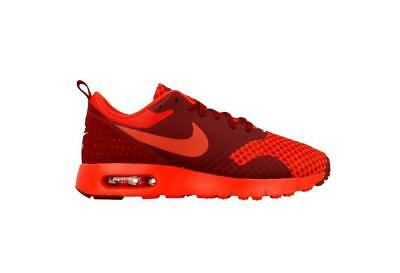 detailed look d2c4e 0363f Garçon Fille Juniors Nike Air Max Tavas Gs Rouge Basket Course 814443 666