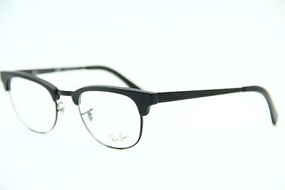 a4e4cbf9bc New Ray-Ban Rb 5294 2077 Black Eyeglasses Authentic Frame Rx Rb5294 49-21