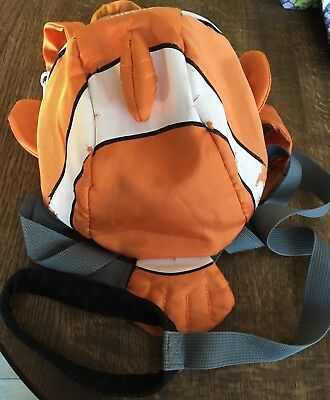 Little Life Backpack With Reins, Nemo Design