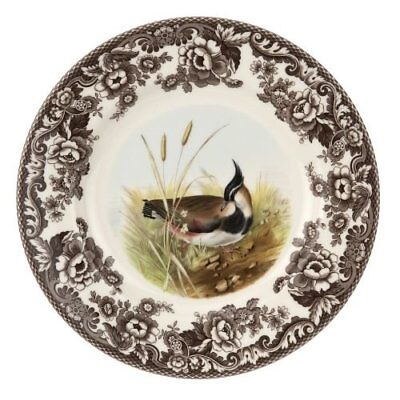 Spode Woodland & Delamere Dinner Plate (Lapwing)
