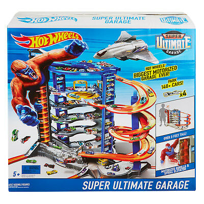 Hot Wheels Ultimate Super Garage Nuovo