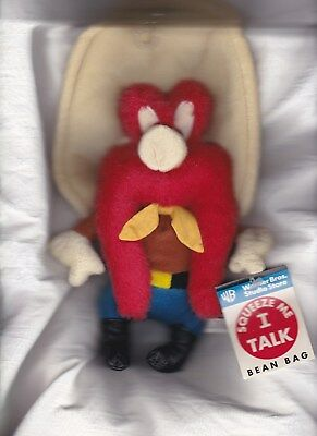 Yosemite Sam Bean Bag Doll WBSS