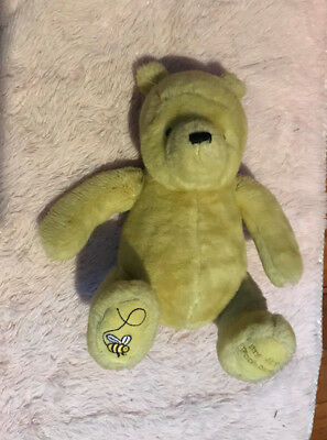 Gund My First Pooh bear GREAT condition