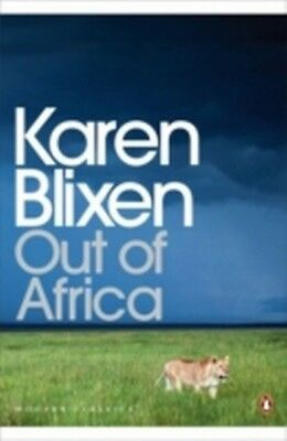 Out of Africa Tania Blixen 9780141183336