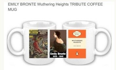 Emily Bronte Wuthering Heights Coffee Mug