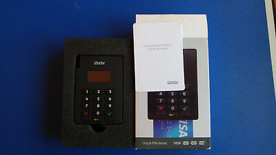iZettle Chip and Pin Magnetic Card Reader for Smartphone and Tablet (boxed)
