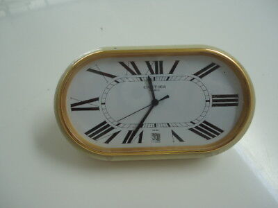 Cartier Desk Clock with Date -absolutely stunning (originally purchased $4,900)