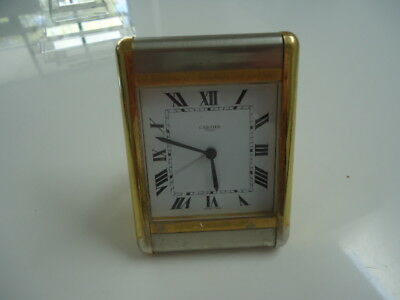 Cartier Tank Desk Clock - absolutely stunning (originally purchased for $3,900)