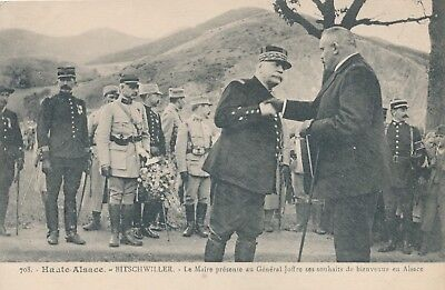 CPA - France - (68) Haut-Rhin - Bitschwiller - Le Maire