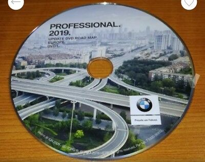 bmw dvd road map europe professional 2019 download read description