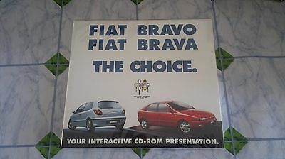 Fiat Bravo - Fiat Brava 'THE CHOICE' CD PROMO 1995