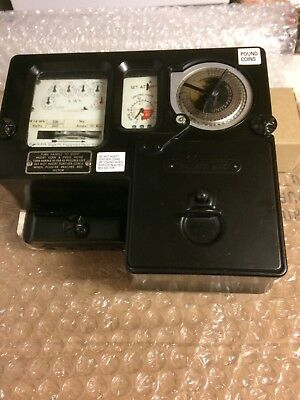 Smith Electricity Kwh New Pound Coin Prepay Meter