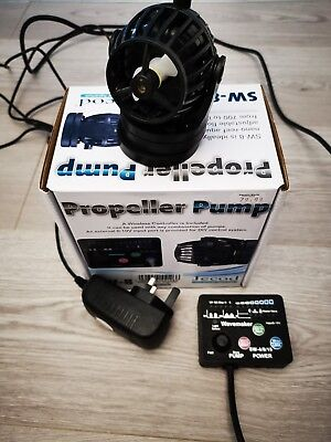 Jecod controller wavemaker pump SW8 UK plug reef aquarium