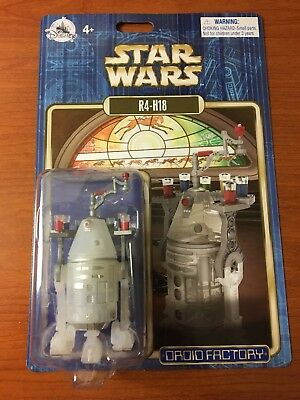 Star Wars 2018 Disney Parks R4-H18 Holiday Astromech Droid Factory NM