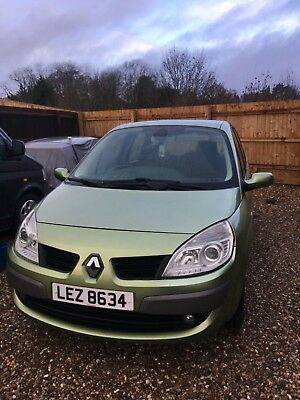 2007 Renault Scenic 1.6 Dynamique - very pretty car.