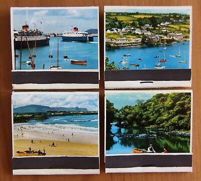 Vintage Irish Souvenir BookMatches: John Hinde Photographer