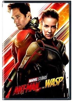 Ant Man and the Wasp (NEW SEALED 2018 DVD) SHIPS FREE FIRST CLASS & FREE RETURNS