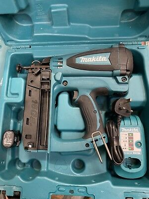 Makita Gf600se Second Fix 7.2v Nail Gun Nailer 16ga Cordless